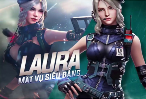 Tên nhân vật Laura phù hợp với phong cách bí ẩn