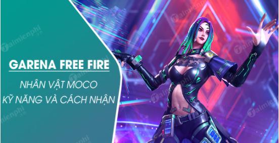 Tên nhân vật hot hit trong game Free Fire được giới trẻ yêu thích